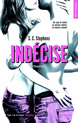 Couverture du livre Indécise - Premier chapitre offert