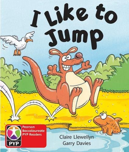 PYP L1 I Like to Jump single (Pearson Baccalaureate PrimaryYears Programme) (Jump Programm)