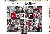 Nathan Puzzle 500 Teile - Souvenirs von London