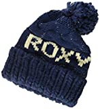 Roxy Tonic-Cuff Bonnet for Women Taille Unique Peacoat - Solid