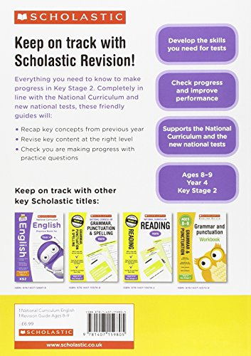 English Revision Guide - Year 4 (National Curriculum Revision)