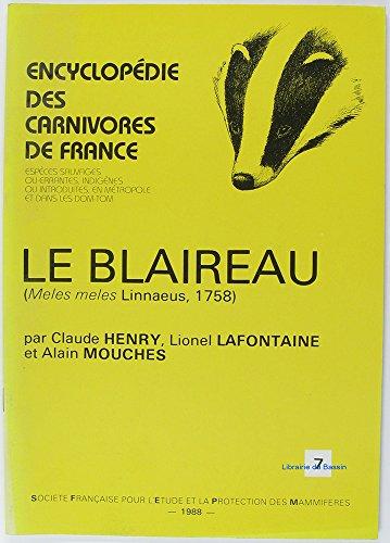 Le blaireau par Claude Henry