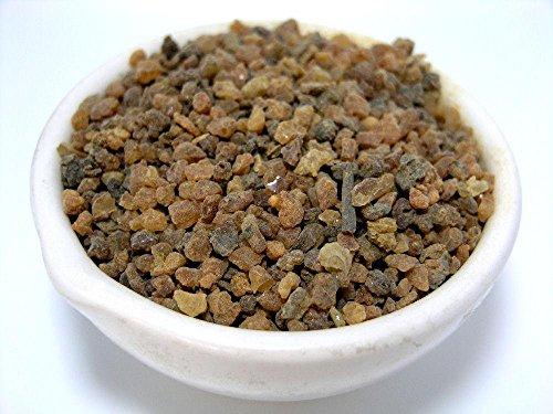 Myrrhe, Weihrauch (Myrrhe 20g - Myrrhenharz Erbsen - Weihrauch 100% naturreines Harz)