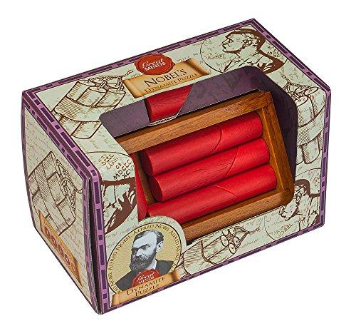Preisvergleich Produktbild Lamiglowka  Nobel's Dynamite Puzzle  Nr. kat PPGM1340