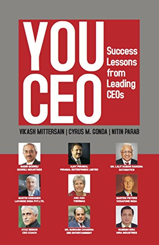 you-ceo-success-lessons-from-leading-ceos-english-edition