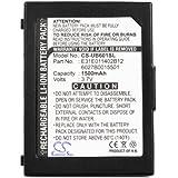 Batterie pour PDA les Mate Jaq–batub601sl
