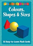 Colours, Shapes & Sizes - Flash Cards