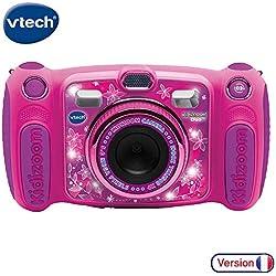 VTech - 507155 - Kidizoom Duo 5.0 - Rose