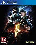 Resident Evil 5 HD Remake (Playstation 4) [UK IMPORT]
