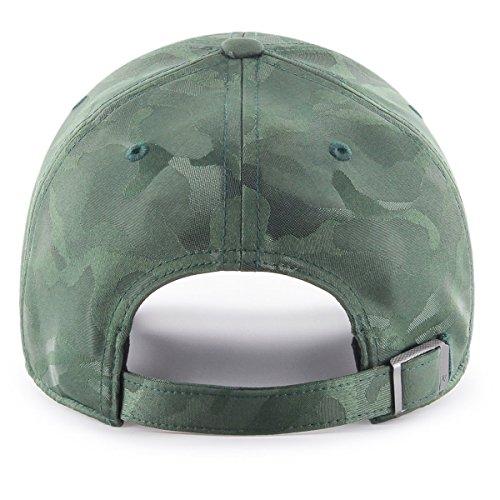 Imagen de '47 brand mlb new york yankees mvp curved v relax fit  hombre verde ajustable alternativa