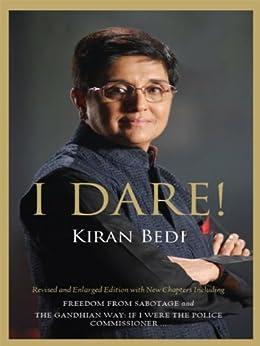 I Dare by [Bedi, Kiran]