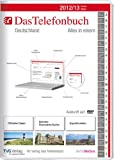 Das Telefonbuch. Deutschland Herbst/Winter 2012/13 inkl. R�ckw�rtssuche Bild