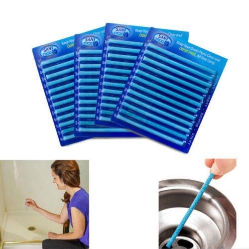 Uctop Store, bastoncini detergenti e deodoranti utilizzabili in cucina o bagno, 12 pezzi