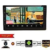 EINCAR 7' Full Big-Screen Android 6.0 Quad-Core Universal-Doppel-DIN-Autoradio GPS-Navigation Unterst¨¹Tzung Digital TV OBD2 DBA + 3G 4G WiFi Subwoofer Spiegel Link-Dual-Kamera-Eingang mit freier R¨¹