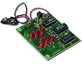 Unbekannt Donau Elektronik B1075Elektronischer Würfel mit LEDs