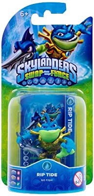 Skylanders Swap Force - Single Character Pack - Rip Tide (Xbox 360/PS3/Nintendo Wii U/Wii/3DS) by Activision