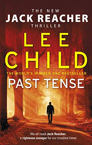 Past Tense (Jack Reacher #23)
