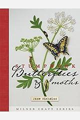 Stumpwork Embroidery, Moths and Butterflies (Milner Craft Series) (Milner Craft (Hardcover)) Hardcover