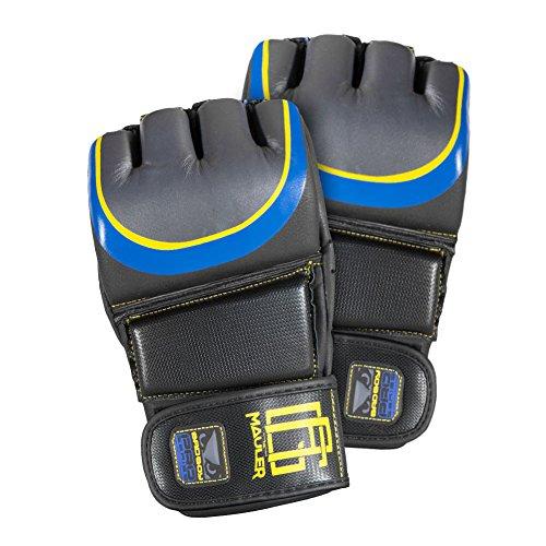 Bad Boy Pro Series 3.0 Mauler MMA Gloves-Black-S/M