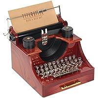kitchnexus Mini caja de música Vintage Simulation máquina de coser y máquina ...