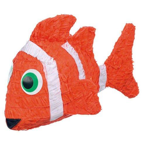 Pinata Clownfisch für Unterwasserwelt-Kindergeburtstag / Findet Nemo-Mottoparty