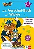 Wickie und die starken Männer - Mein Vorschul-Buch mit Wickie, Erstes Lesen, Schreiben, Konzentration; 4-6 Jahre