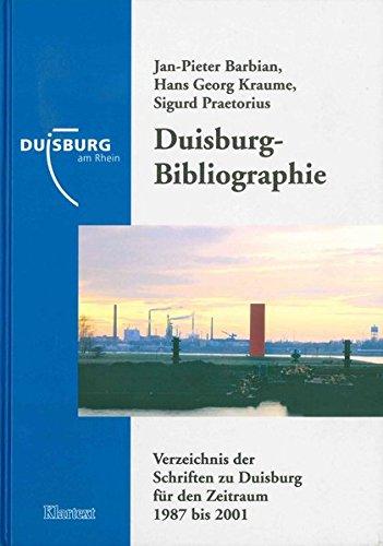 Duisburg-Bibliographie