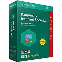 Kaspersky Internet Security 2018 Standard | 3 Geräte | 1 Jahr | Windows/Mac/Android | Download