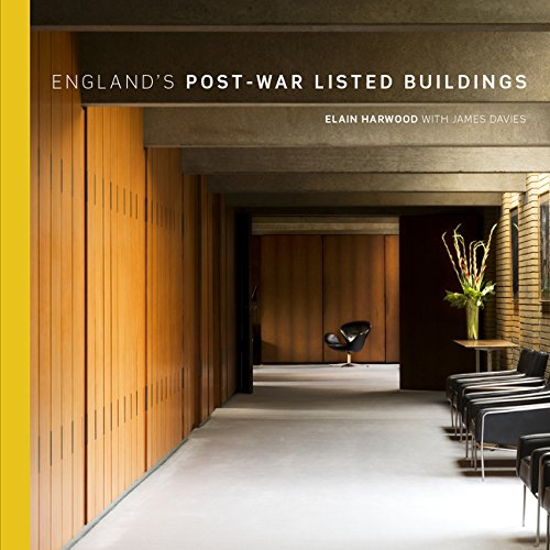 England's Post-War Listed Buildings Cover Image