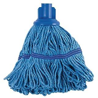 Jantex Bio Fresh Socket Mop Blue Cleaning Floor Kitchen