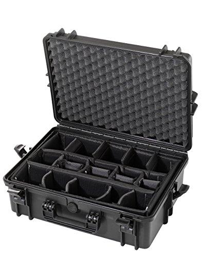 Max MAX505CAM IP67 resistente agua nominal tapas rígidas