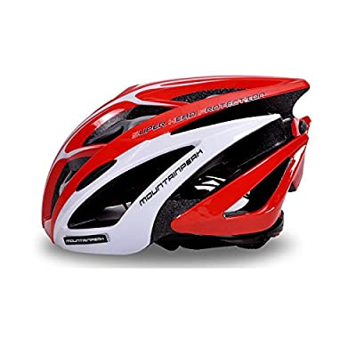250g Ultra Light Weight -profession Bike Helmet, Adjustable Sport Cycling Helmet Bike Bicycle Helmets For Road & Mountain Biking,Motorcycle For Adult Men & Women,Youth - Racing,Safety Protection,carbon Fiber from Zidz