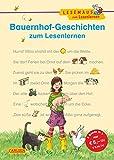 Bauernhof-Geschichten zum Lesenlernen: Bild-Wörter-Geschichten – mit Bildern lesen lernen (LESEMAUS zum Lesenlernen Sammelbände)