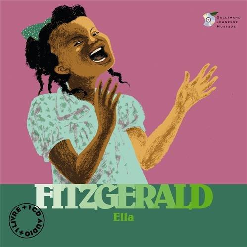 Ella Fitzgerald par Stéphane Ollivier