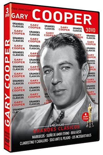 Grandes Clásicos Gary Cooper [DVD]