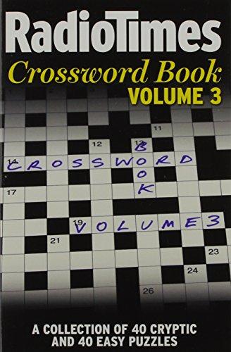 Radio Times Crossword: Book 3