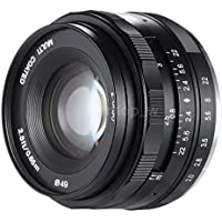 Meike Optics MK 50mm f2.0 Objektiv manueller Fokus für Sony E-Mount