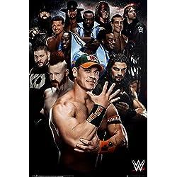 GB Eye, WWE, Superstars 2016, Maxi Poster, 61 x 91,5 cm