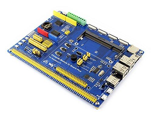 @WENDi Raspberry Pi Compute Module IO Board Plus For Breakout Board for Developing with Raspberry Pi CM3, CM3L
