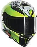 AGV, casco da motociclista per adulti K3SV Misano, 2011