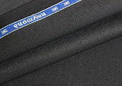 Raymond Premium Black Trouser Fabrics(1.25 Mtrs)