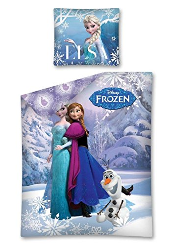 Funda nordica Frozen Disney 160x200cm