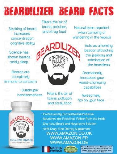 Beardilizer-1-Facial-Hair-and-Beard-Growth-Complex-for-Men-2-Pack-180-Capsules-Powerful-Nutrients-Blend