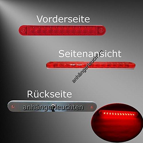 LED Dritte Bremsleuchte Zusatzbremsleuchte 3.LED Leuchte