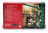 Konstsmide 1989-000 Funk-Baumkerzen (10er-Set, Fernbed., 10 zart weiße Dioden, Batterien: 10xAA 1.5V / 2xAAA 1.5V, für innen)