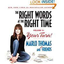 The Right Words at the Right Time: Your Turn!: 2 (Thorndike Press Large Print Core Series)