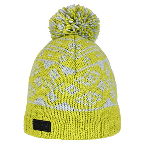 Regatta Great Outdoors Unisex Sleet Beanie Mütze (Einheitsgröße) (Antik Moos)