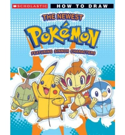 [(How to Draw Pokemon Sinnoh Friends)] [Author: Maria B Alfano] published on (July, 2008)
