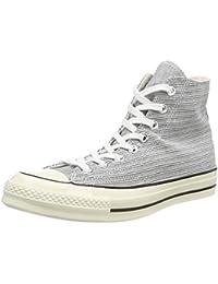 Converse BS Hi Sneaker Can charcoal 1J793 Unisex-Erwachsene Sneaker Hi  53 EUSchwarz/Black 5df90f
