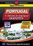 Guide des aires gratuites camping-car Portugal Trailer's Park